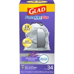 Glad ForceFlex Tall Trash Bags COX78531
