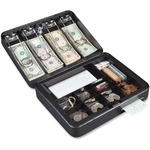 FireKing Key Locking Custom Cash Box FIRCB1209