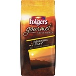 Folgers Morning Cafe Gourmet Ground Coffee Ground FOL20121
