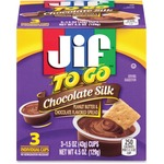 Jif To Go Chocolate Peanut Butter Snack Cups FOL24113