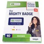 Imprint Plus Mighty Badge Name Badge Refill Kit IPP901812