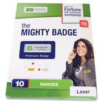Imprint Plus Mighty Badge Name Badge Refill Kit IPP901813