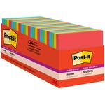 Post-it Super Sticky Notes 24 Pad Cabinet Pack MMM65424SSANCP