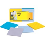 Post-it Super Sticky Full Adhesive Note Pads MMMF33012SSAL