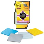 Post-it Super Sticky Full Adhesive Note Pads MMMF3304SSAL