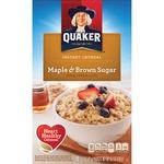 Quaker Oats Instant Oatmeal (01190)