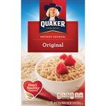 Quaker Oats Foods Instant Oatmeal (01210)