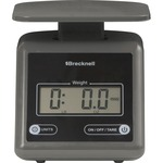 Brecknell PS7 Electronic Postal Scale SBWPS7GRAY
