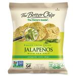 Sugar Foods Better Chip Jalapenos/Salt Corn Chips (55931)