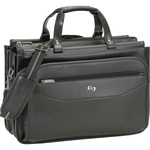 "Solo Carrying Case (Briefcase) for 16"" Notebook - Black USLCLS3464"