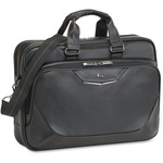 "Solo Executive Carrying Case (Briefcase) for 15.6"" Notebook - Black USLEXE3204"