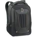 "Solo Carrying Case (Backpack) for 17.3"" Notebook - Black, Tan USLPRO7414"