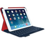Logitech Ultrathin Keyboard/Cover Case (Folio) for iPad Air - Midnight Navy LOG920005985