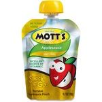 Mott's Snack & Go Applesauce Pouches DPP10012012