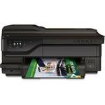 HP Officejet 7610 Inkjet Multifunction Printer - Color - Plain Paper Print - Desktop HEWCR769A