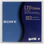 Sony LTO Data Cartridge, 100/200GB SONLTX100G4