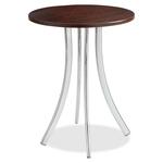 Safco Decori Wood Side Table, Tall SAF5099MH