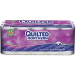 Quilted Northern Plush Bathroom Tissue GEP872365