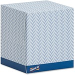 Genuine Joe Cube Box Facial Tissue GJO26085