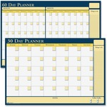 House of Doolittle 30/60-Day Undated Laminated Planner HOD641