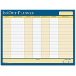 House of Doolittle In/Out Laminated Planner HOD650