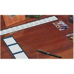 House of Doolittle See-thru Desk Pad Organizer HOD887