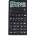 Sharp Advanced Financial Calculator with Scientific Functions SHREL738FB