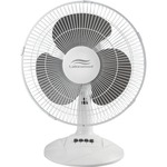 Lakewood LDF1210B-WM Desk Fan LAKLDF1210BWM