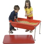 "Childrens Factory 24"" Large Sensory Table and Lid Set CFI113524"