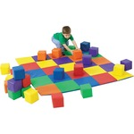 Childrens Factory Patchwork Crawly Mat CFI321132