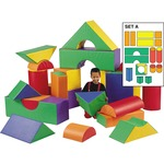 "Childrens Factory Large 12"" Module Blocks Sets CFI321615"