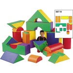 "Childrens Factory Large 12"" Module Blocks Sets CFI321620"