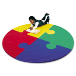 Childrens Factory Foam Circle Puzzle Mat CFI322039