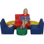 Childrens Factory Medium Tot Contour Seating Group CFI705557