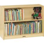 Jonti-Craft Adjustable Shelves Classroom Bookcase JNT0960