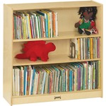 Jonti-Craft Adjustable Shelves Classroom Bookcase JNT0961