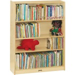 Jonti-Craft Adjustable Shelves Classroom Bookcase JNT0962