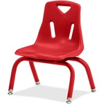 "Jonti-Craft Berries Chrome Leg 10"" Stacking Chair JNT81201008"