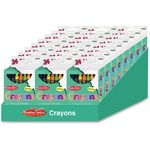 CLI Creative Arts 64 Bright Crayon Box LEO42024ST