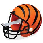 Scotch Magic Tape Dispenser, Cincinnati Bengals Football Helmet MMMC32HELMETCIN