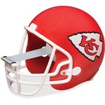 Scotch Magic Tape Dispenser, Kansas City Chiefs Football Helmet MMMC32HELMETKC