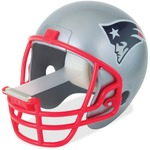 Scotch Magic Tape Dispenser, New England Patriots Football Helmet MMMC32HELMETNE