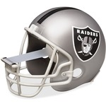Scotch Magic Tape Dispenser, Oakland Raiders Football Helmet MMMC32HELMETOAK
