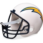 Scotch Magic Tape Dispenser, San Diego Chargers Football Helmet MMMC32HELMETSD