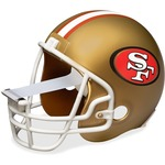 Scotch Magic Tape Dispenser, San Francisco 49ers Football Helmet MMMC32HELMETSF
