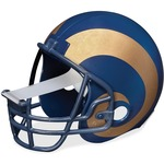 Scotch Magic Tape Dispenser, St Louis Rams Football Helmet MMMC32HELMETSTL