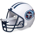 Scotch Magic Tape Dispenser, Tennessee Titans Football Helmet MMMC32HELMETTEN