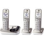 Panasonic KX-TGD223N DECT 6.0 1.90 GHz Cordless Phone - Champagne Gold PANKXTGD223N