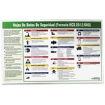 Impact Products Safety Data Sheet Spanish Poster LFP799073