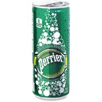 Perrier Slim Can Mineral Water Beverage NLE377423